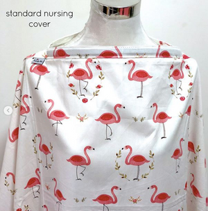 Nursing Cover (Sewn by Ami)
