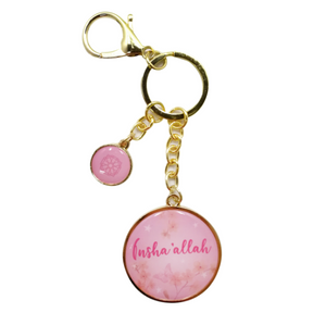 Insha'allah Key Ring