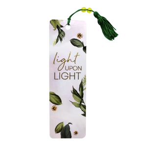 Light Upon Light Bookmark