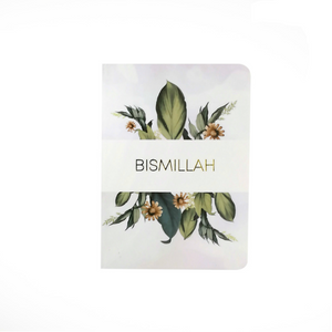 Bismillah Luxe A6 Notebook