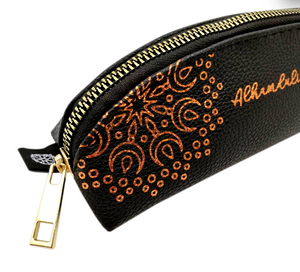 Alhamdulillah Black Pencil Case
