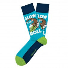 Slow Your Roll Socks