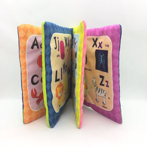 ABC Alphabet Soft Book