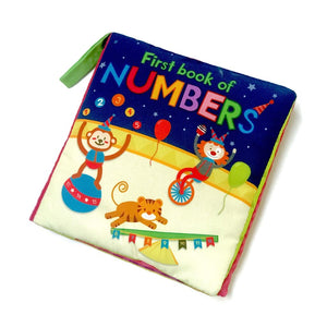 First Book of Numbers Soft Book