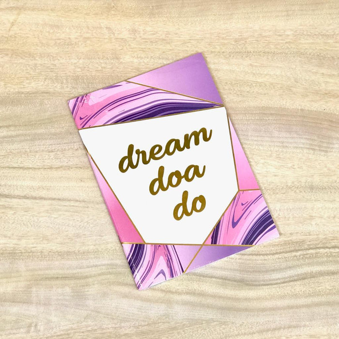 Dream Doa Do Essential Notebook