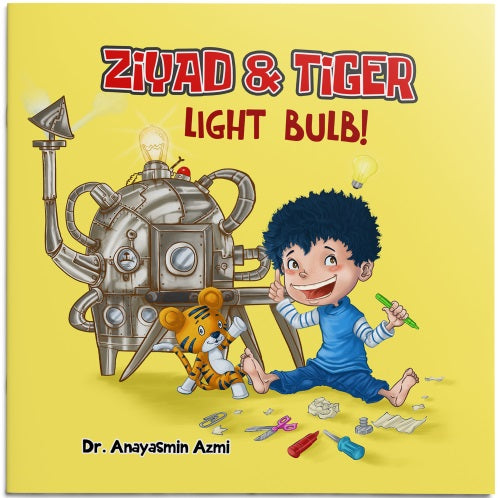 ZIYAD & TIGER: The Light Bulb