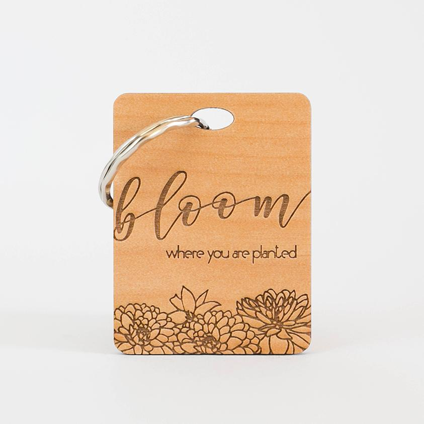Bloom Keyring