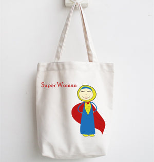 Superwoman Tote Bag
