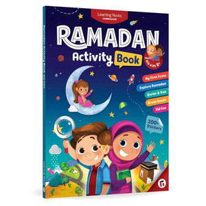 Ramadan Activity Book (Big Kids)