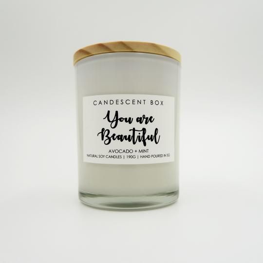 Candescent Box - You Are Beautiful