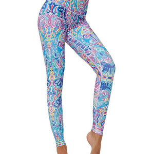 High Rise Leggings D5