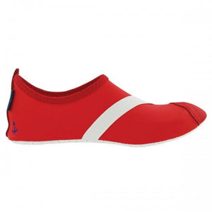 Fitkicks- Womens : Maritime Red