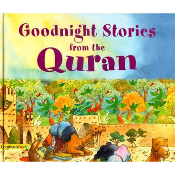 Goodnight Stories from the Quran (HC)