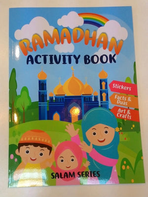 Ramadhan Activity Book - Salam Series
