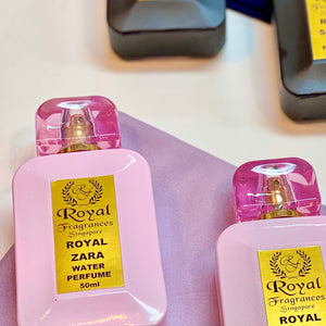 Women's Royal Water Perfume Series (50ml)