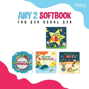 Soft Book Bundle