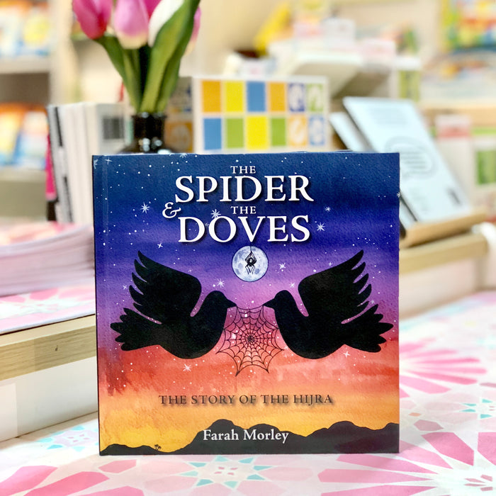 The Spider and the Doves (HC)