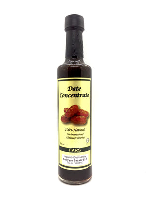 Date Concentrate