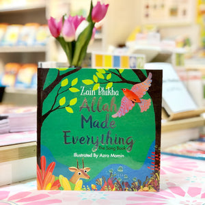Allah Made Everything , The Song Book (HC)