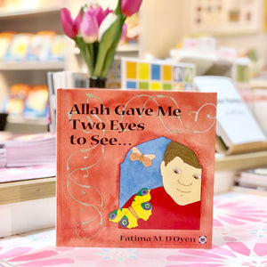 Allah Gave Me Two Eyes to See.. (HC)