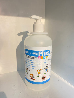 SaferCare Plus Kids Hand Sanitizer