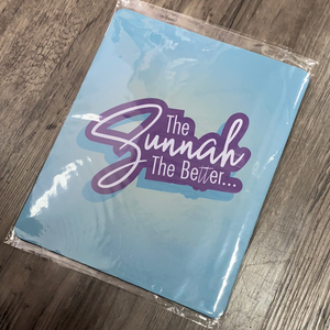 The Sunnah The Better - Mousepad