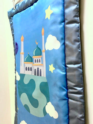 DC Kids Sejadah • Earth Blue