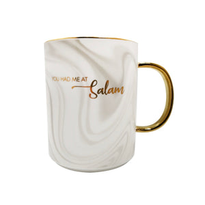 Had me at Salam Mug