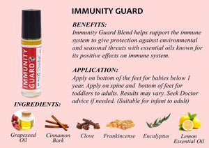 Immunity Guard Blend (10ml)
