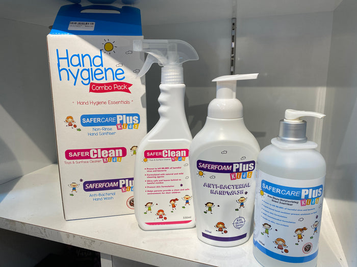Hand Hygiene Combo Pack