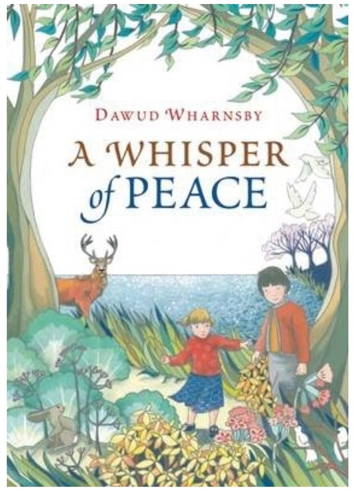 A Whisper of Peace - Dawud Wharnsby (HC)