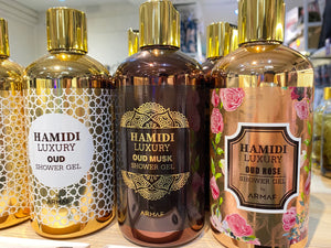 Hamidi Luxury Shower Gel Series (500ml)