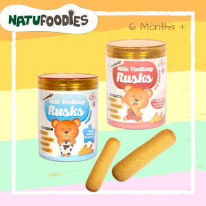 Original - Milk Teething Rusks