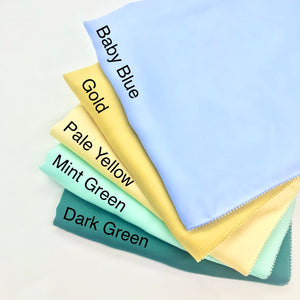 DC Matte Satin Shawls (15 Colours)