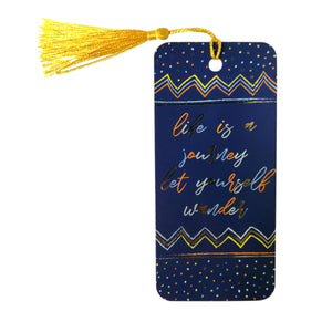 Life is A Journey Bookmark