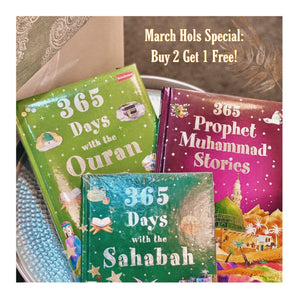 365 Days Series Book Bundle