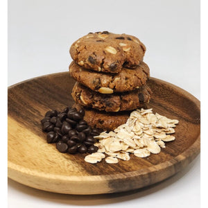 Lactation Cookies : Choc & Rolled