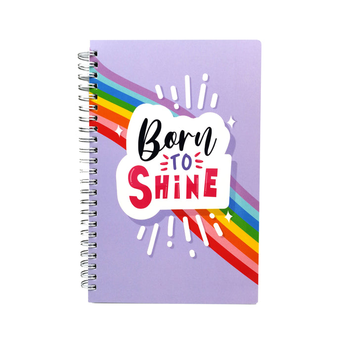 Born To Shine Journal