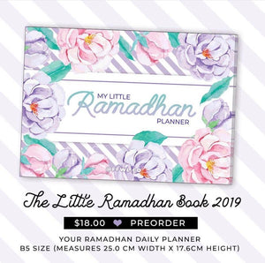 My Little Ramadhan Book 2019