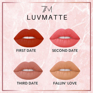 7AM Cosmetics - Luv Matte Edition 5ml