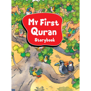 My First Quran Storybook (HardCover)