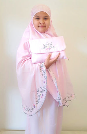 Sofea Travel Pink - Kids