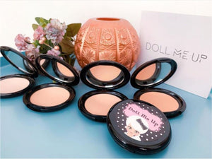 Doll Me Up: Oil Free Pressed Powder