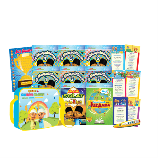 Upin & Ipin - Quran Junior Pack
