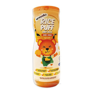 Mango - Natufoodies Rice Puffs