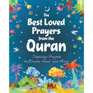 The Best Loved Prayers from the Quran (HB)