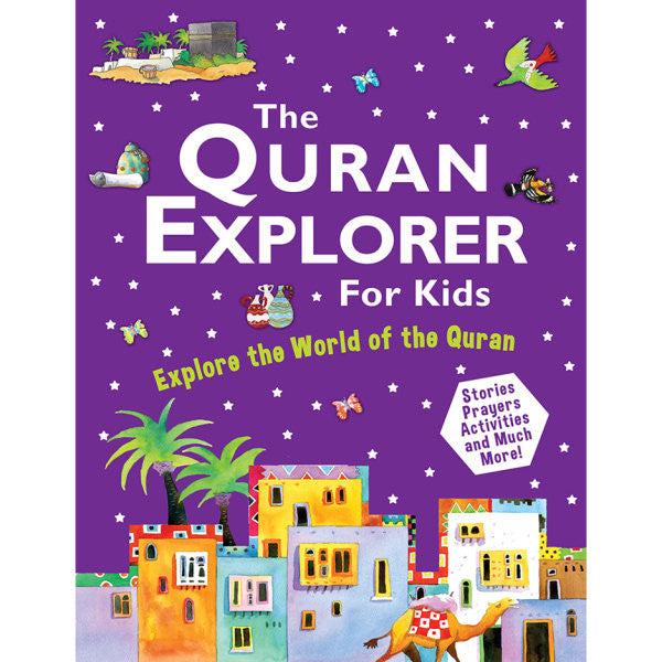 The Quran Explorer for Kids