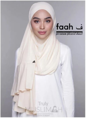 FAAH ف - Long Shawl