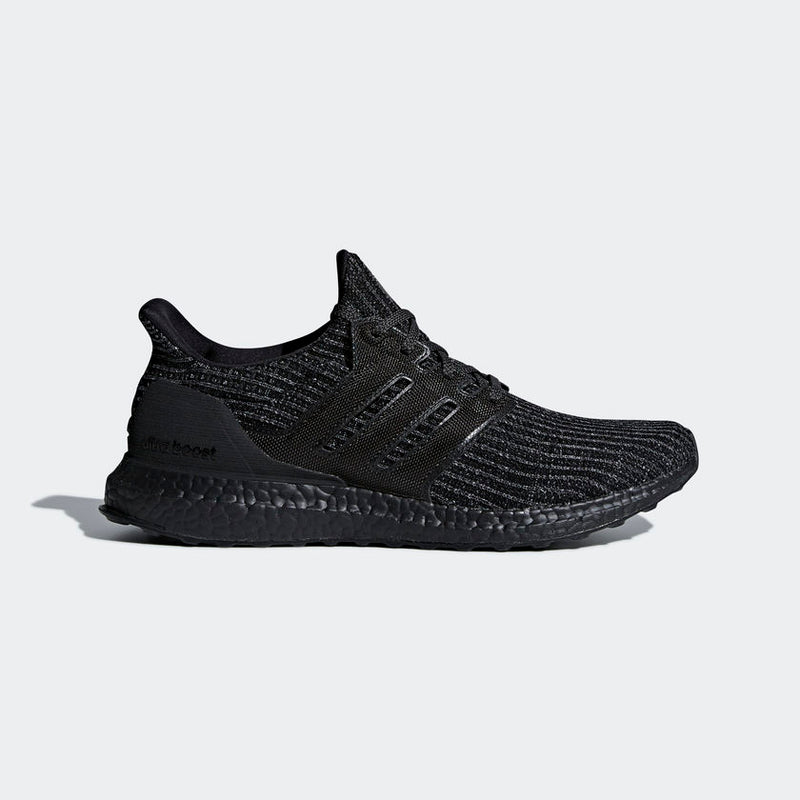 Release News: Ultraboost Triple Black 4.0