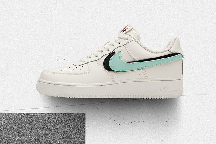 Nike Air Force 1   Customise Your Swoosh